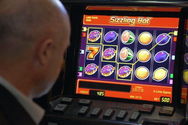 Police Bust Russian $1.5 Mln Per Day Gambling Chain - Sputnik International