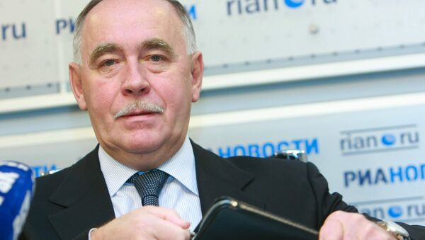Russian drug control chief Viktor Ivanov - Sputnik International
