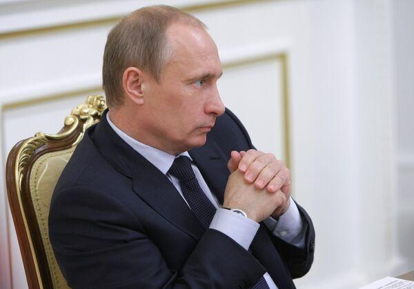 Putin begins working visit to India - Sputnik International