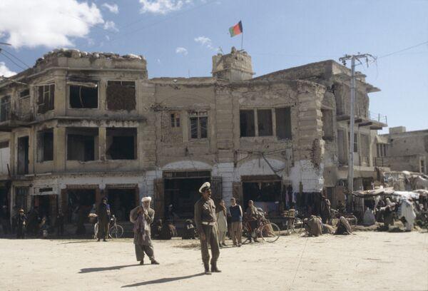 Kandahar is the second largest city in Afghanistan. - Sputnik International