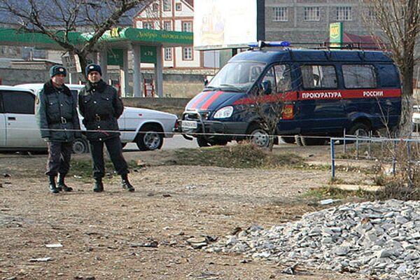 Top traffic police official shot dead in Russia's North Caucasus  - Sputnik International