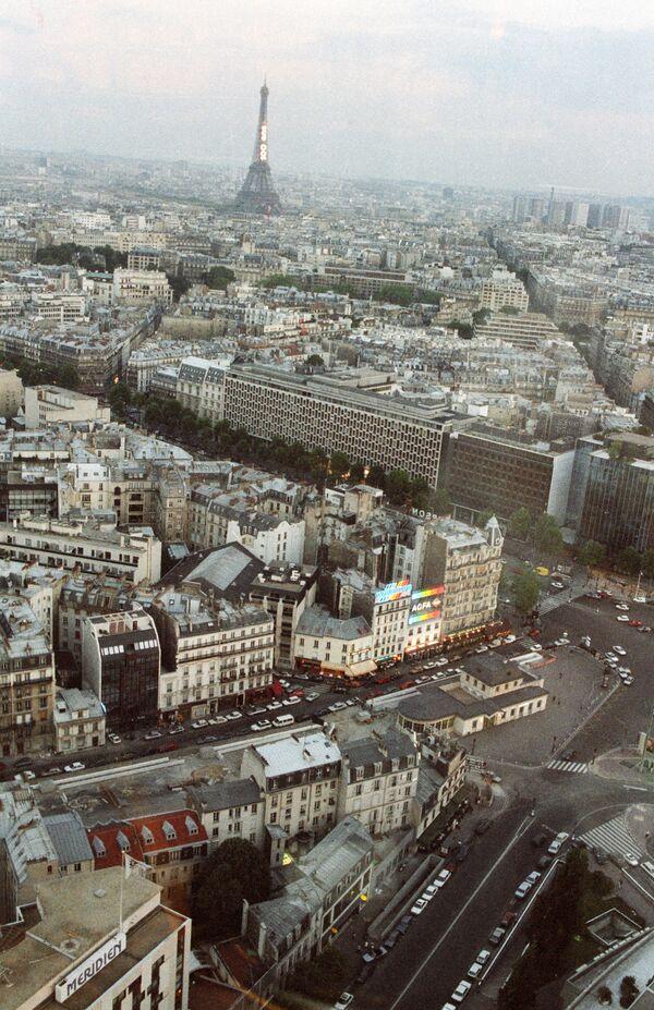 Paris - Sputnik International