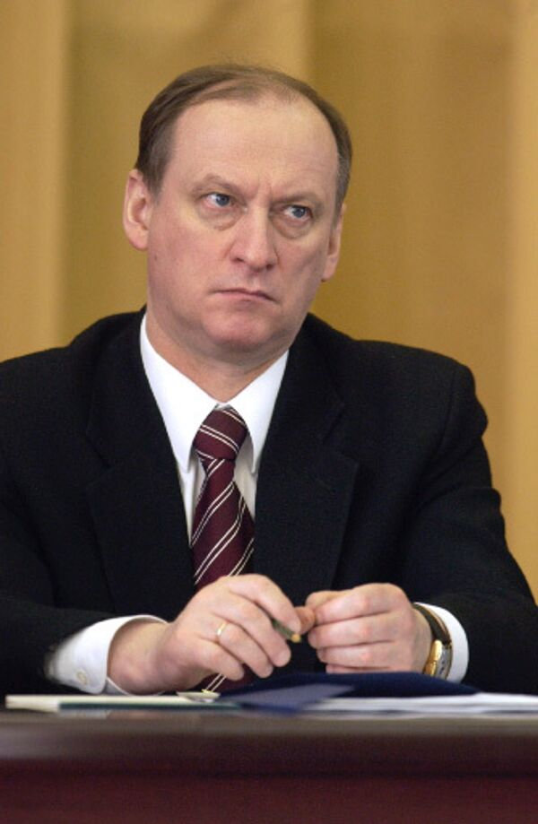Russia's security chief Nikolai Patrushev - Sputnik International