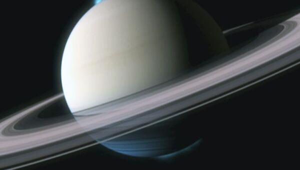 Scientists record unique images of Saturn - Sputnik International