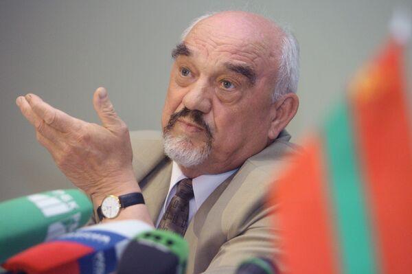 Transdnestr leader Igor Smirnov - Sputnik International