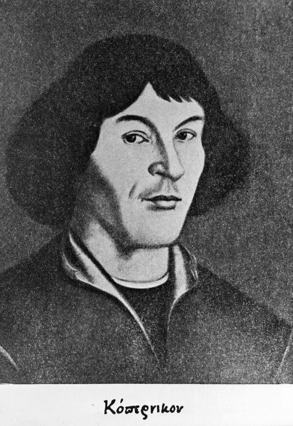 Nicolaus Copernicus - Sputnik International