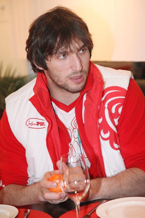 NHL star Alexander Ovechkin - Sputnik International