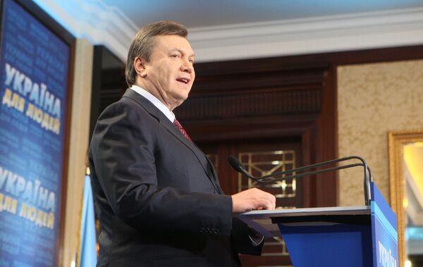 Ukraine's Yanukovych 'yet to decide on first foreign trip' - Sputnik International