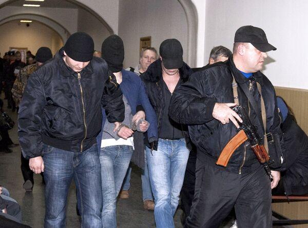 Tikhonov and Hasis suspected in the assasination of Markelov and Baburina - Sputnik International