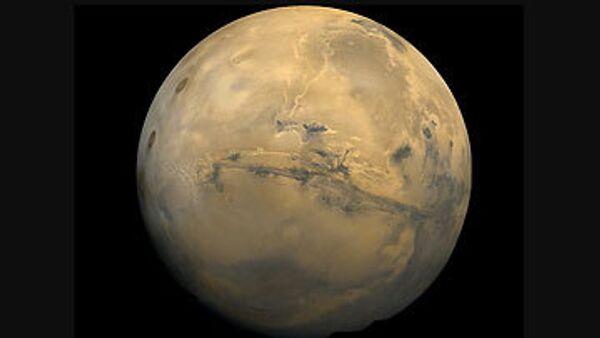 Планета Марс - Sputnik International
