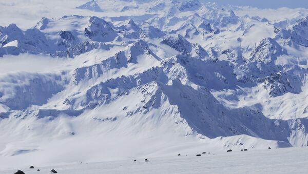 Elbrus: Europe's highest summit - Sputnik International