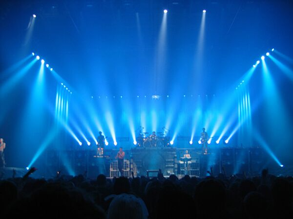 A Rammstein concert - Sputnik International
