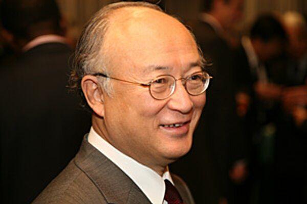 Yukiya Amano - Sputnik International