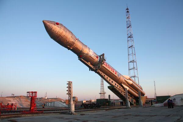 Proton M carrier rocket - Sputnik International