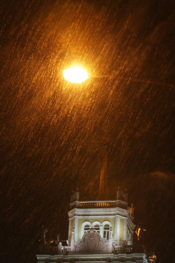 Snowfall  - Sputnik International