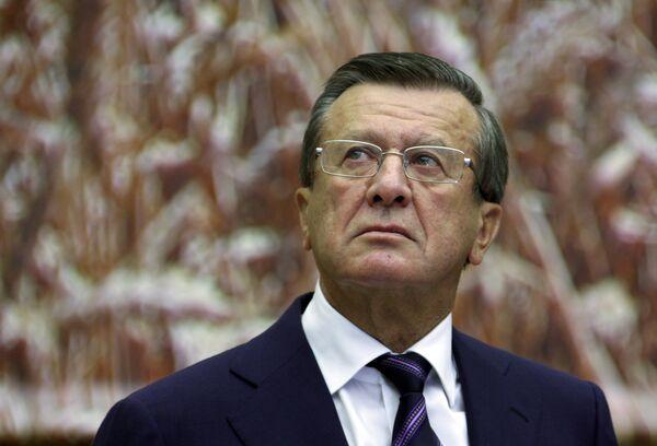 Viktor Zubkov - Sputnik International