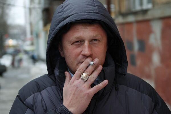 Novorossiisk police major Alexei Dymovsky  - Sputnik International