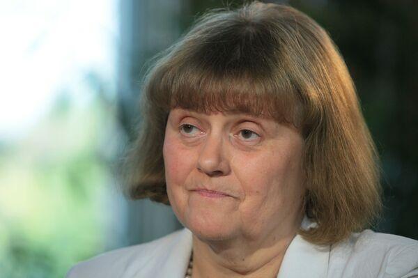 Svetlana Savitskaya - Sputnik International