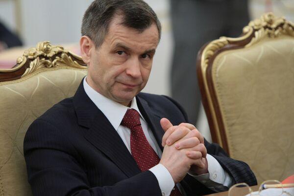 Rashid Nurgaliyev - Sputnik International