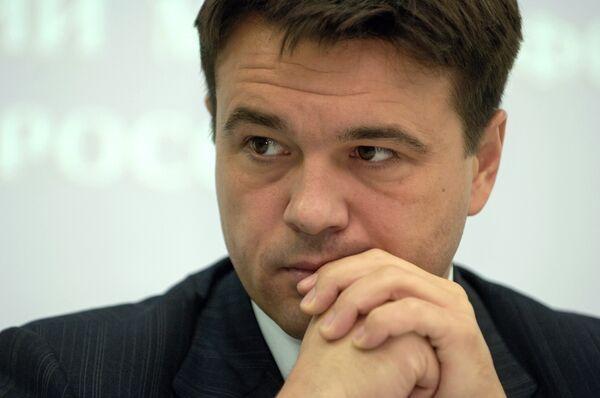 Andrei Vorobyov - Sputnik International