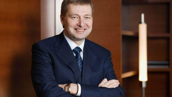 Dmitry Rybolovlev, Uralkaliy's BoD Chairman - Sputnik International