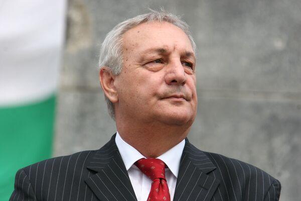 Abkhazian President Sergei Bagapsh - Sputnik International