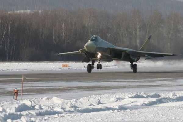 Fifth-generation fighter - Sputnik International