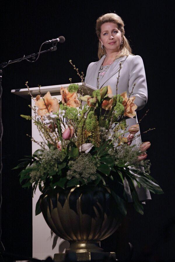 Svetlana Medvedev - Sputnik International