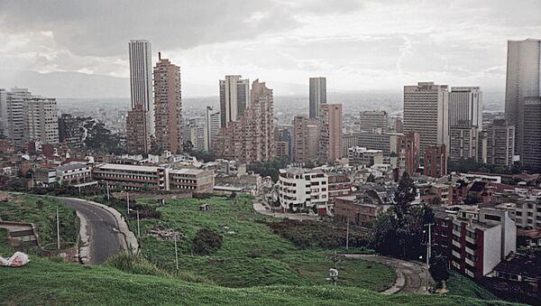 Bogota - Sputnik International