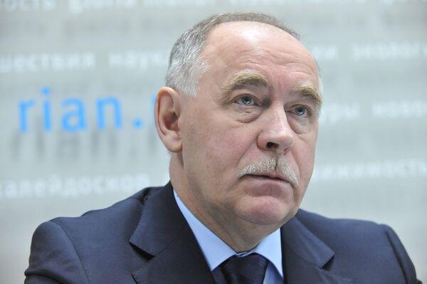 Viktor Ivanov - Sputnik International