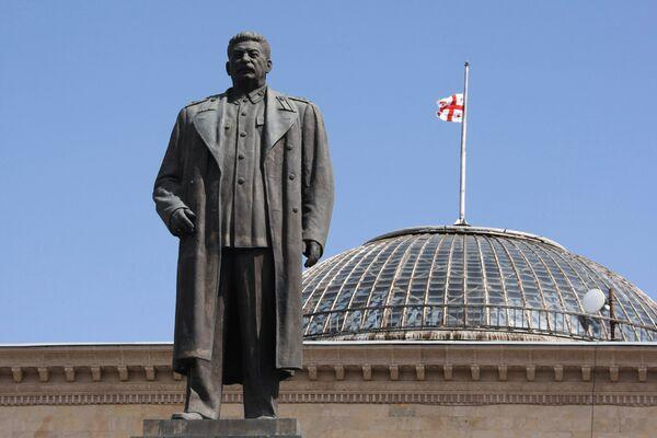 The monument to Joseph Stalin - Sputnik International
