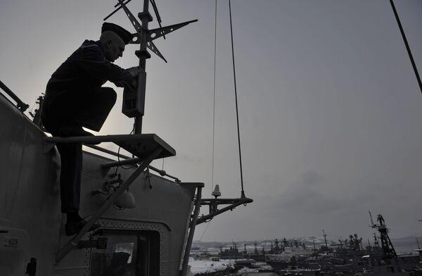 Russia considers buying back missile cruiser Ukraina - Sputnik International