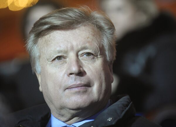 The ex-president of the Russian Olympic Committee, Leonid Tyagachev  - Sputnik International