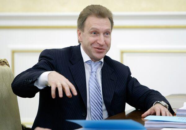Igor Shuvalov - Sputnik International