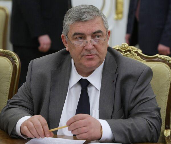 Dmitry Gayev - Sputnik International