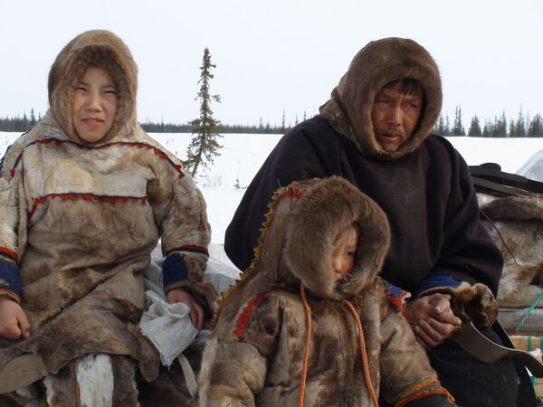 Census a challenge in the remote areas of Yamal - Sputnik International