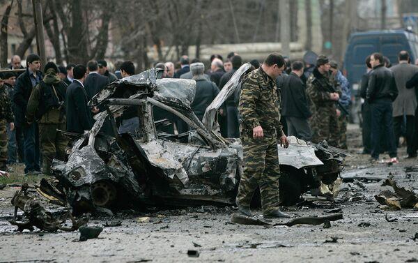 Moscow, Kizlyar bombers, organizers identified  - Sputnik International