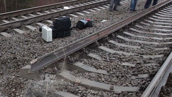 Dagestan train blast equivalent to 6 kg of TNT - security service - Sputnik International