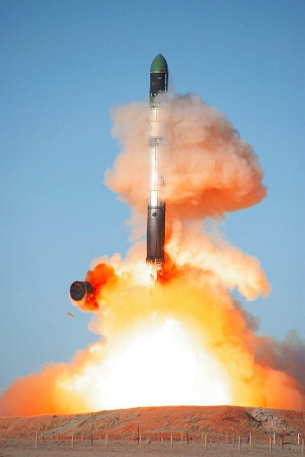 Russia launches ESA's CryoSat-2 satellite from Baikonur  - Sputnik International