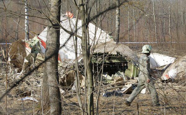 Polish president's plane crash  - Sputnik International