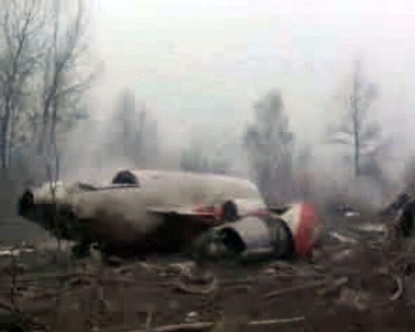 Eyewitness accounts of Polish plane crash - Sputnik International