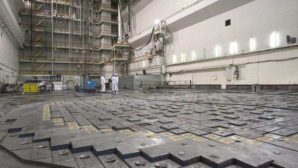 Russia's last plutonium producing reactor to be closed April 15 - Sputnik International