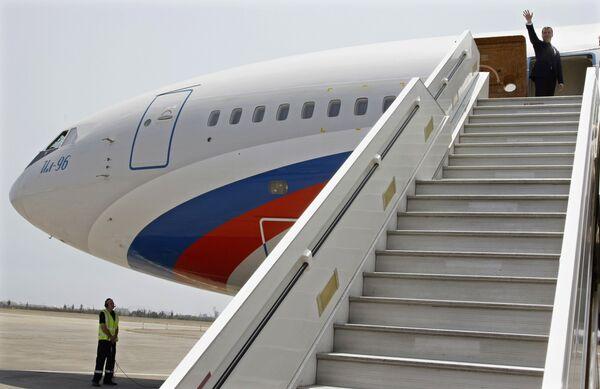 Russian president arrives in Argentina for official visit - Sputnik International