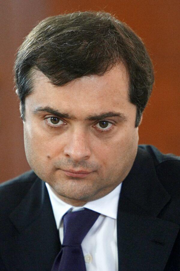 Vladislav Surkov - Sputnik International