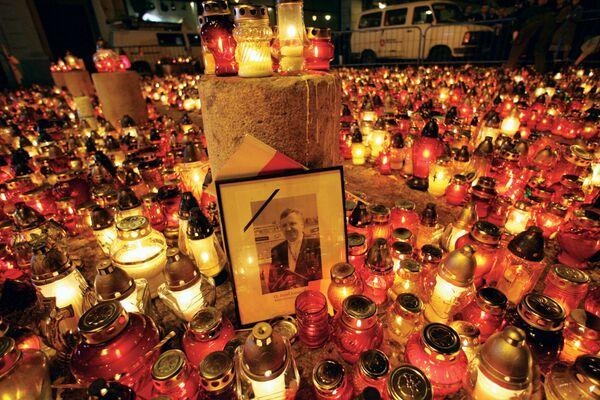 Poland mourns plane crash victims - Sputnik International