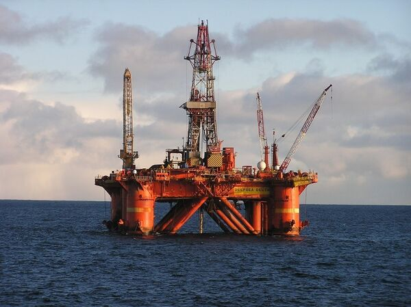Development of Shtokman gas field to start in spring 2011 - Sputnik International