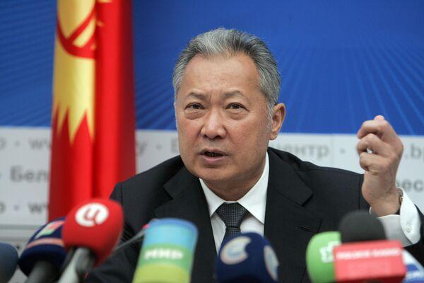 Interim Kyrgyz government seeks removal of ousted president's immunity, extradition  - Sputnik International