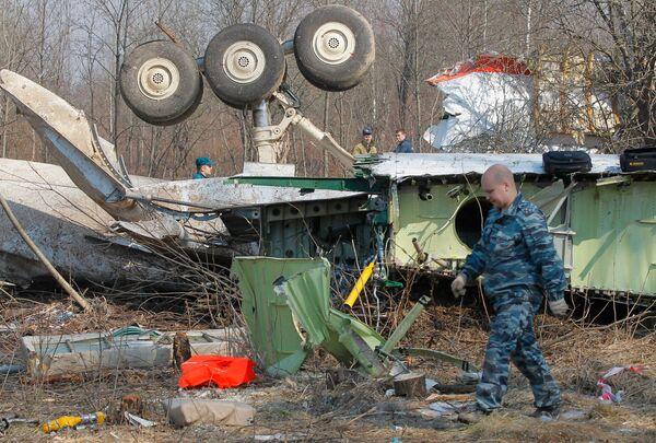 Poland 'satisfied' with Russian investigation into Kaczynski crash - Sputnik International