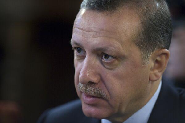 Turkish Prime Minister Recep Tayyip Erdogan - Sputnik International