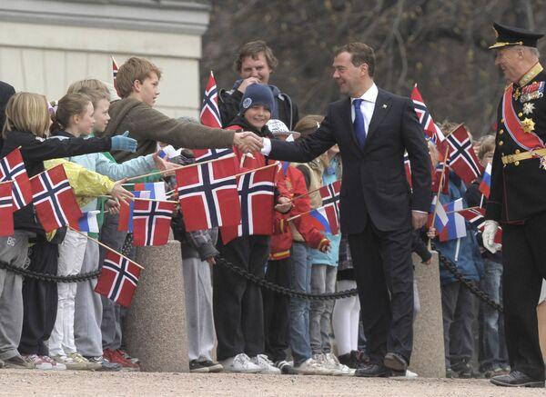 Moscow, Oslo, Copenhagen: Nordic problems - Sputnik International